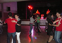 Serata di danza popolare<br />18th may 2012