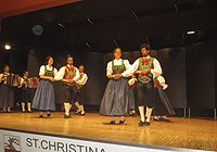 Performance in S. Cristina - 09.07.2014