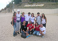 Travel to Calella/Spain<br />from 26th until 30th september 2009