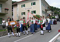 Folclore Festival Val Gardena<br />6th august 2006