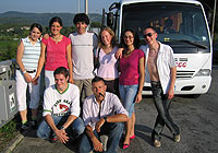 Travel to Porec - Croazia<br />from 7th until 10th september 2006
